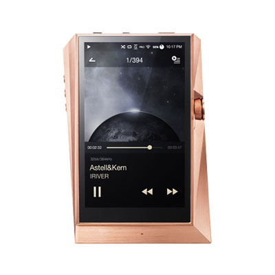 Astell&Kern-AK380-Copper