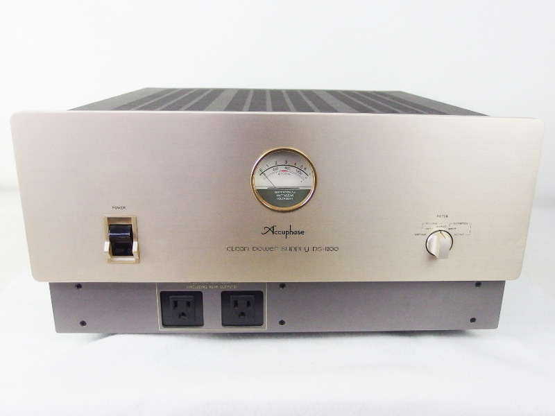 Accuphase クリーン電源 PS-1200