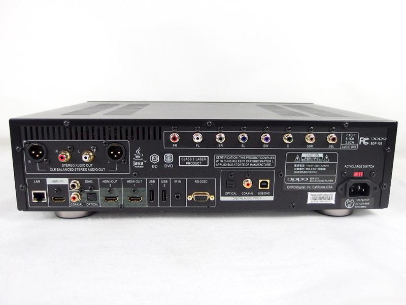OPPO BDプレーヤー BDP-105JP