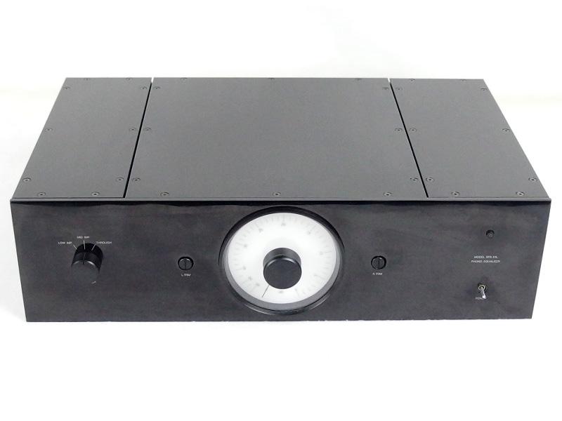 フォノイコライザーアンプ SPA-1HL