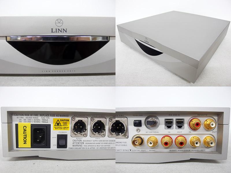 LINN CDプレイヤー CD12