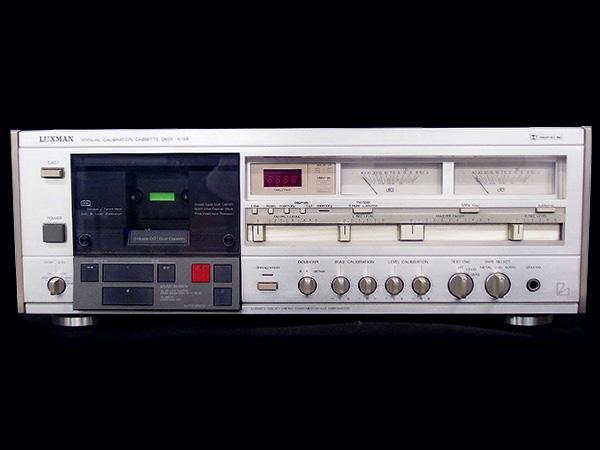 LUXMAN K-03 カセットデッキ