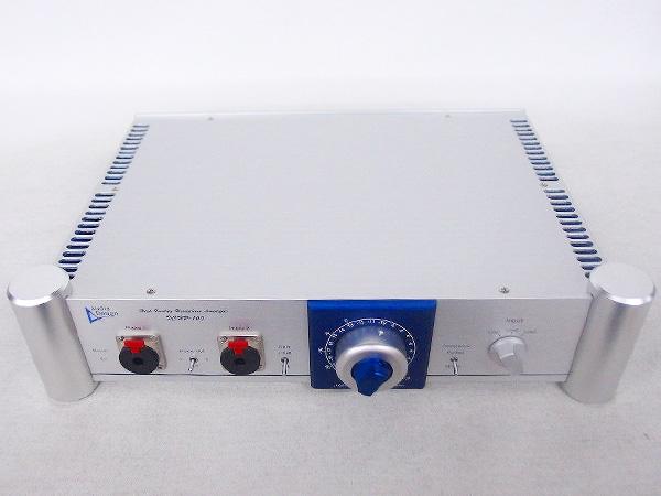 Audio Design ヘッドホンアンプ DCHP-100
