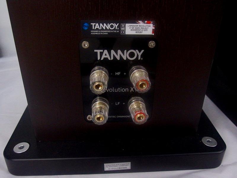 TANNOY,スピーカー,Revolution XT 8