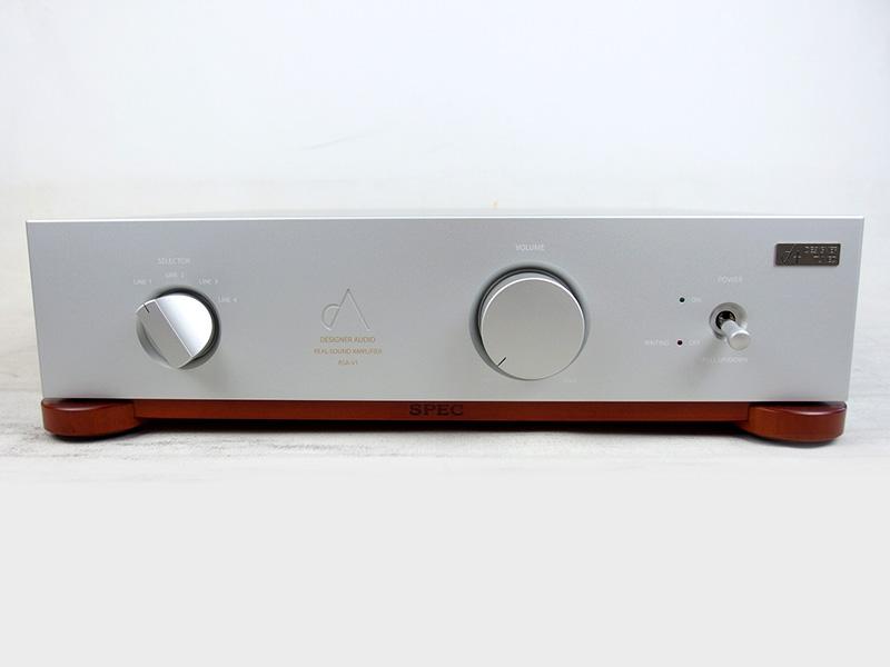 SPEC プリメインアンプ RSA-V2DT