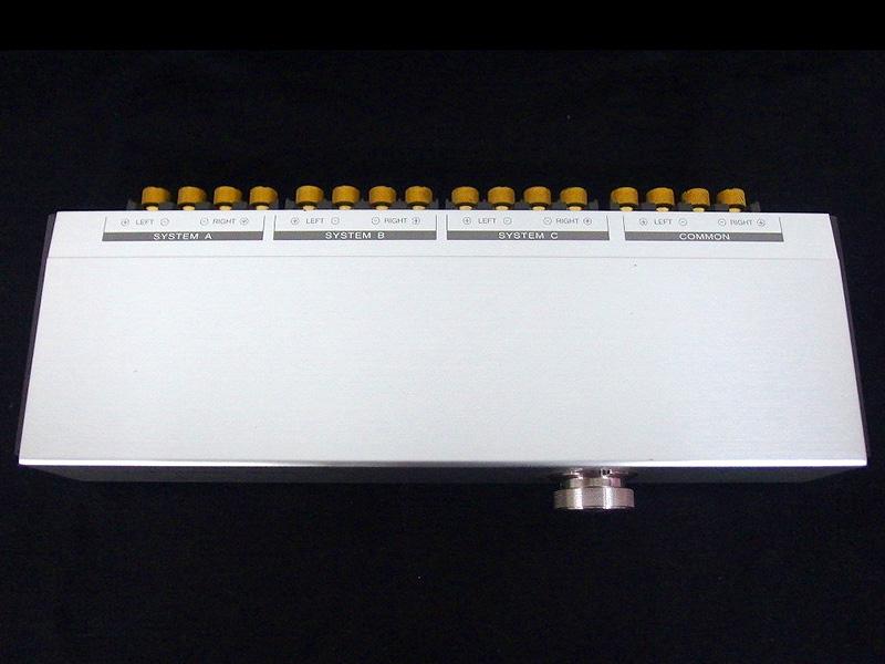 Luxman スピーカーセレクター AS-55