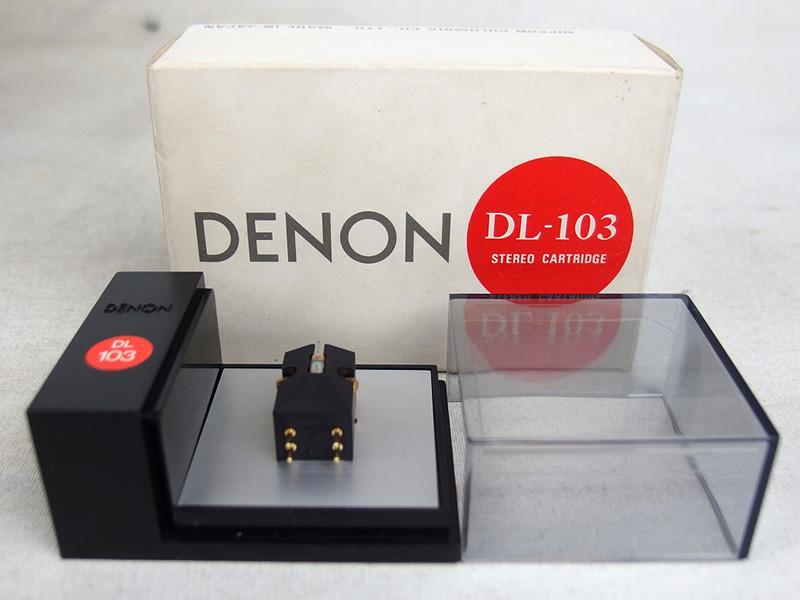 DENON カートリッジ DL-103