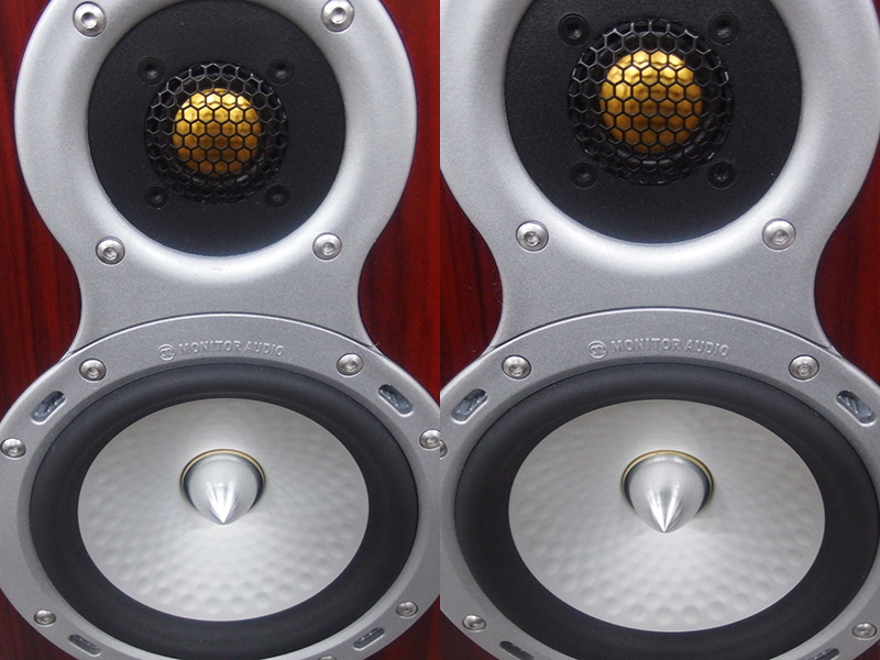 Monitor Audio スピーカー Gold Signature GS10-RW