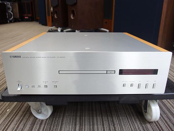 YAMAHA デジタルオーディオ CD-S2000