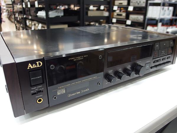 A&D-カセットデッキ-GX-Z9000