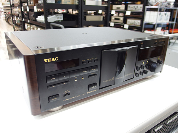TEAC-カセットデッキ-V7010
